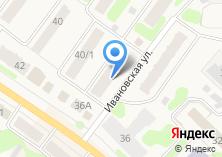 Компания «Кохма» на карте