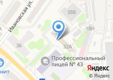Компания «Отдел полиции №5 Ивановский» на карте