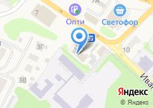 Компания «Бастион» на карте