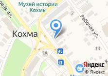 Компания «Экомед» на карте