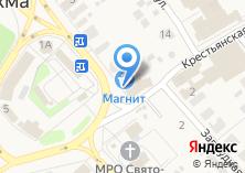 Компания «Магазин крепежа» на карте