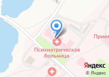 Компания «Костромская областная психиатрическая больница» на карте