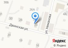 Компания «Магазин №22» на карте