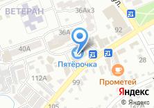 Компания «Эконом-класс» на карте