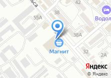 Компания «Курорта» на карте
