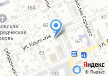 Компания «Карина-С» на карте