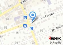 Компания «MODA HOUSE» на карте