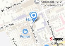 Компания «Доступ» на карте