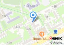 Компания «БИЗНЕС-ПРИОР» на карте