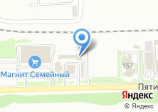 Компания «Магистраль-АВТО» на карте