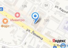 Компания «МИР и К» на карте