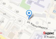 Компания «Пятигорскторгтехника» на карте