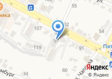 Компания «Риэлт-Сервис КМВ» на карте