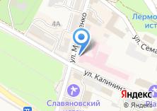 Компания «Клиника НИИ курортологии» на карте