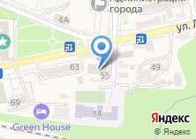 Компания «Железноводское бюро путешествий и экскурсий» на карте