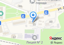 Компания «Maxi» на карте