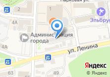Компания «Народное» на карте