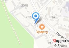 Компания «Гидронедра» на карте
