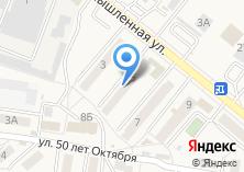Компания «Doki realty» на карте