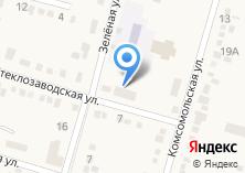Компания «Первомайская врачебная амбулатория» на карте