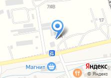 Компания «Алькор-Э» на карте