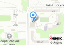 Компания «SILVER» на карте