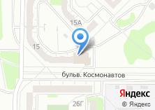 Компания «Общественная приемная депутата Городской Думы г. Дзержинска Клеймёнова С.Ю.» на карте