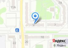 Компания «Эстель» на карте