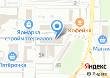 Компания «ПроКрепёж» на карте