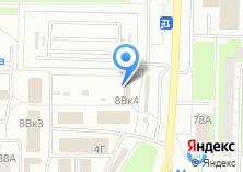 Компания «Орбита-Строй» на карте