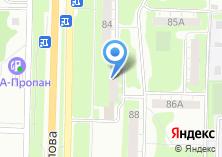 Компания «Кольцо» на карте