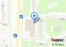 Компания «Сеть магазинов зоотоваров» на карте