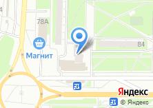 Компания «Кронос сеть салонов оптики» на карте