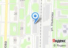 Компания «Надежный крепеж магазин инструмента и крепежа» на карте