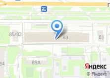 Компания «Смешная цена» на карте
