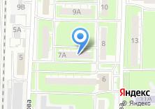 Компания «Orly» на карте