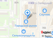Компания «Магазин пряжи и товаров для рукоделия» на карте