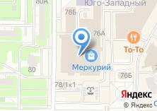 Компания «Классика Мебель» на карте