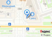 Компания «GSM Сота» на карте
