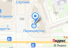 Компания «Дешевая мебель тут» на карте