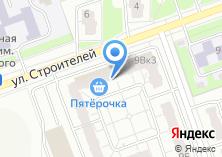 Компания «Строящийся жилой дом по ул. Строителей (г. Дзержинск)» на карте