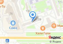 Компания «Изот» на карте