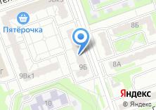 Компания «Строймонтаж-Проект» на карте