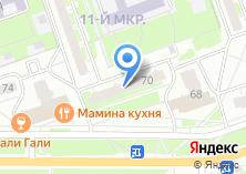 Компания «Городские окна» на карте