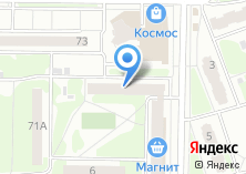 Компания «Детская городская поликлиника №10» на карте