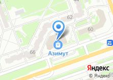 Компания «Банкомат АКБ Росбанк Приволжский филиал» на карте