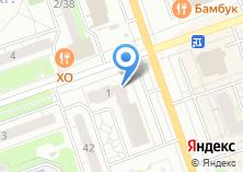 Компания «Иксора» на карте
