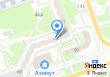 Компания «Скоба» на карте