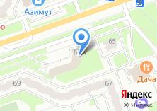 Компания «Центр занятости населения Дзержинского района» на карте