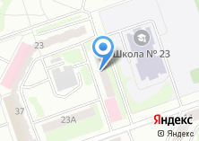 Компания «Нижегородский областной центр крови им. Н.Я. Климовой» на карте